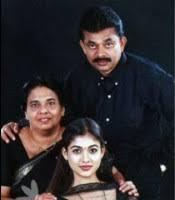 Nayanthara Family Photo