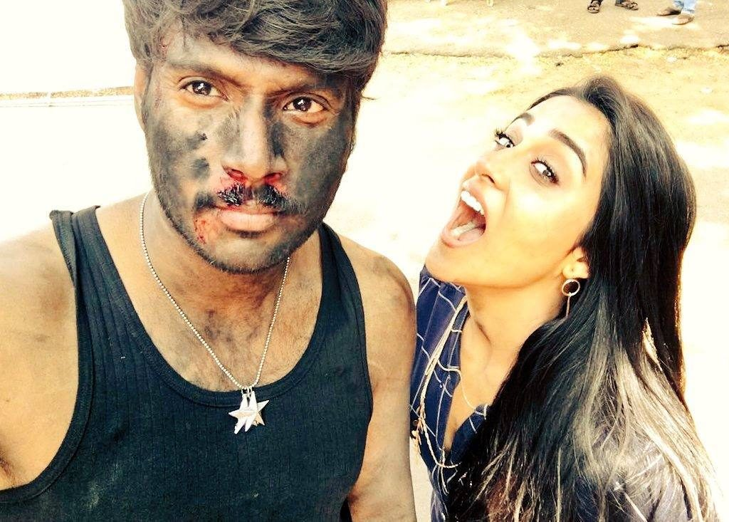 Regina Cassandra And Sundeep Kishan