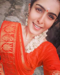Samyuktha Hegde Traditional Look Photo